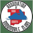 Association of Sauk County Snowmobile Clubs Logo