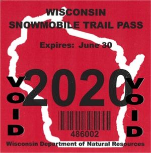 Wisconsin Trail Pass